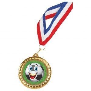 Football Fun Medal