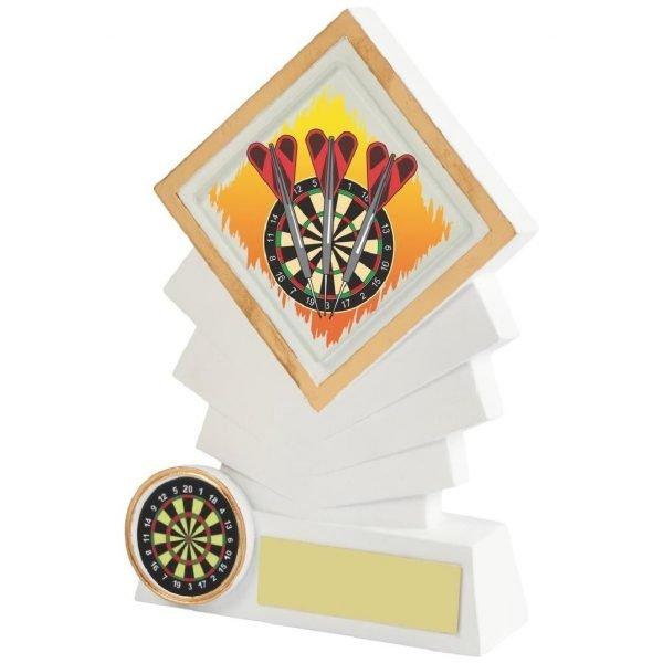 Budget priced Darts Trophy 14cms