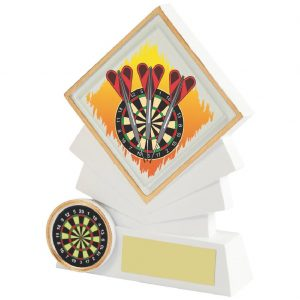 Budget priced Darts Trophy 12cms