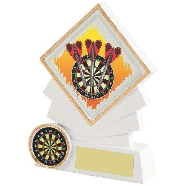 Budget priced Darts Trophy 12cms