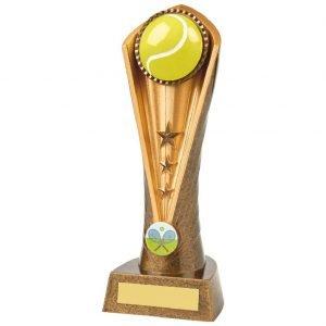 Tennis Column Trophy 23cms