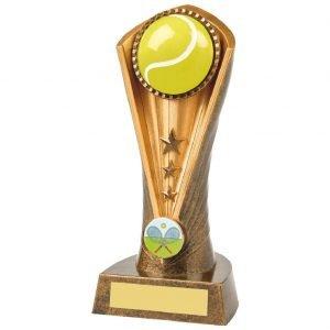 Tennis Column Trophy 19cms
