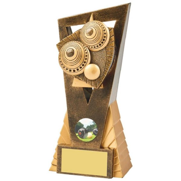 Bowls Trophy 19cms