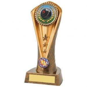 Bowls Column Trophy 19cms
