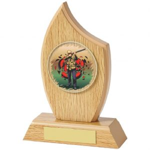 Quality Clay Shooting Trophy