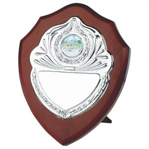 Traditional Chrome Fronted Marathon Shield