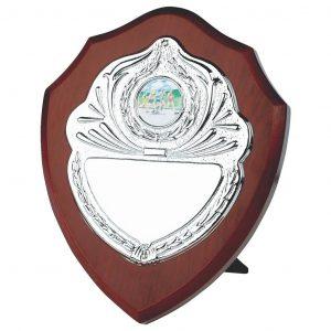 Traditional Chrome Fronted Marathon Shield