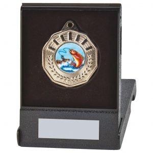 Fishing Medal Flip Box