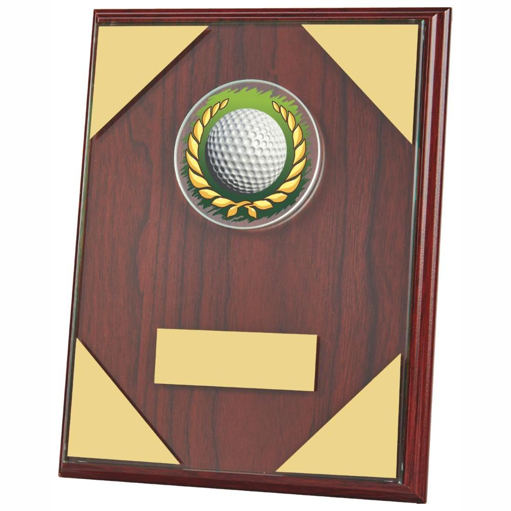 Golf Shields and Plaques