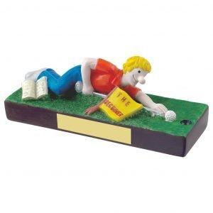Golfing The Beginner Trophy 7cms