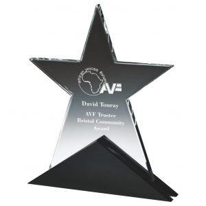 Bright Star Trophy 24cms