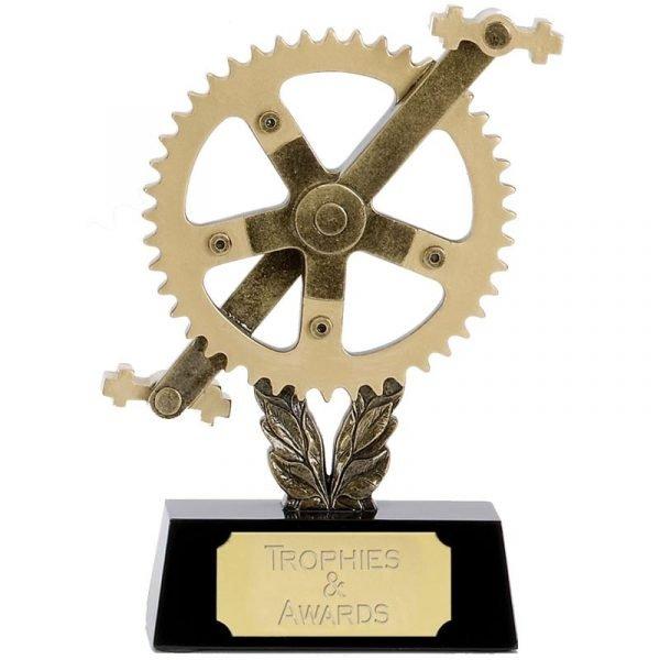 Cycling Sprocket Trophy