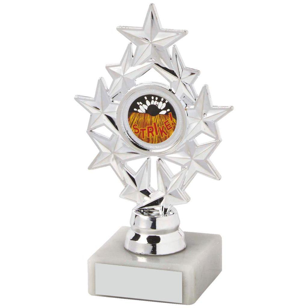 10 Pin Bowling Star Trophy