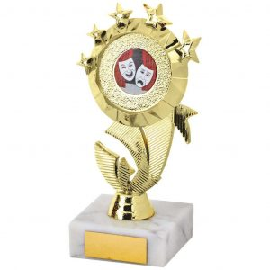 Budget Priced Multi Stars Drama Trophy