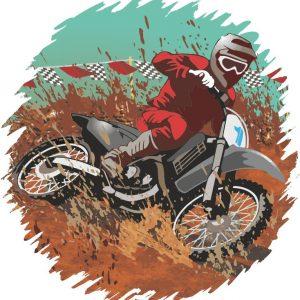 Motorbike Trophies
