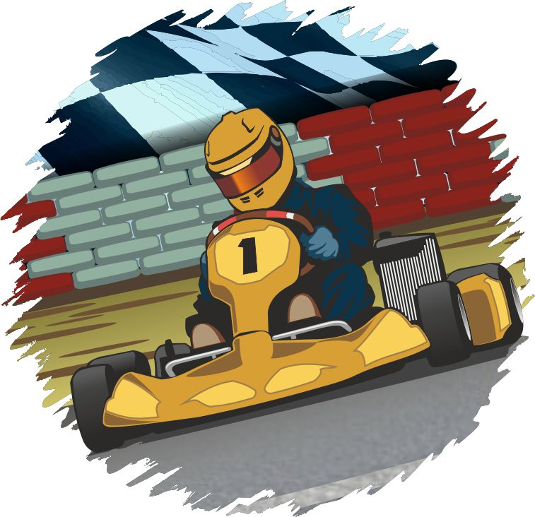 Go Karts Trophies