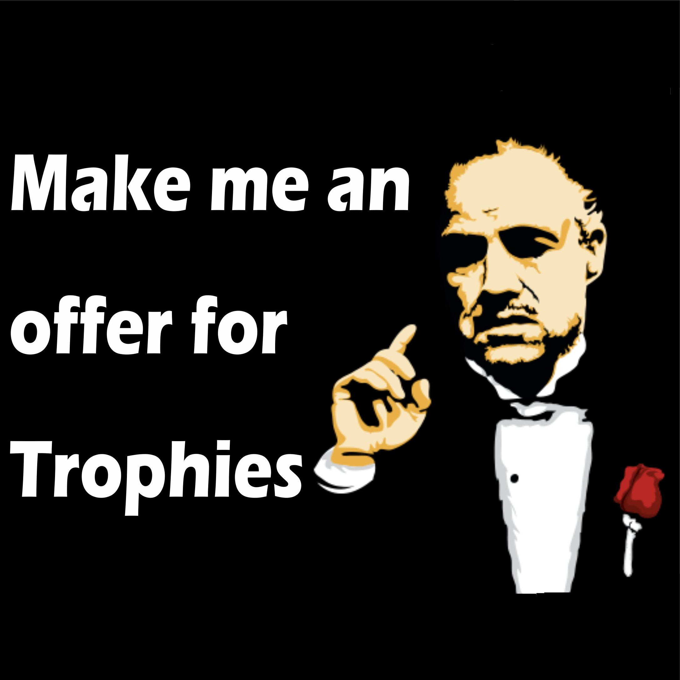 Make an Offer Trophies