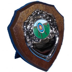 Traditional Shaped Archery Shield