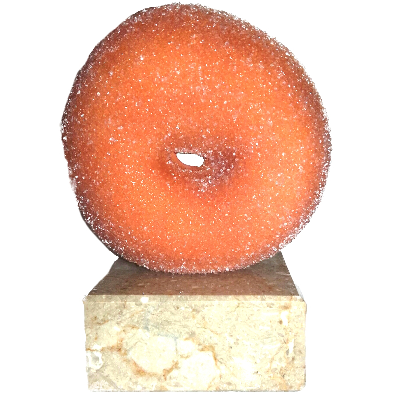 The Doughnut Trophy 11cms tall