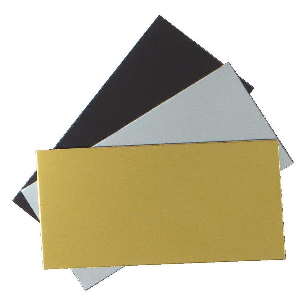 Large Shiny Engraving Sheets