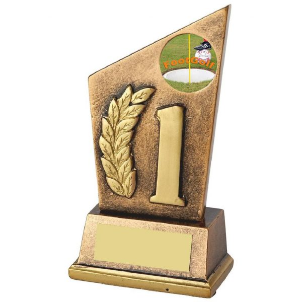 Footgolf First Position Trophy