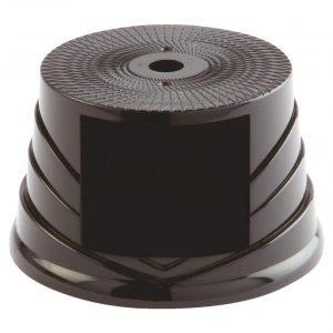 Heavy Round Black Base Component
