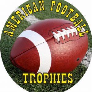 American Football Trophies