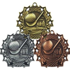 Quality Embossed Sports Medals