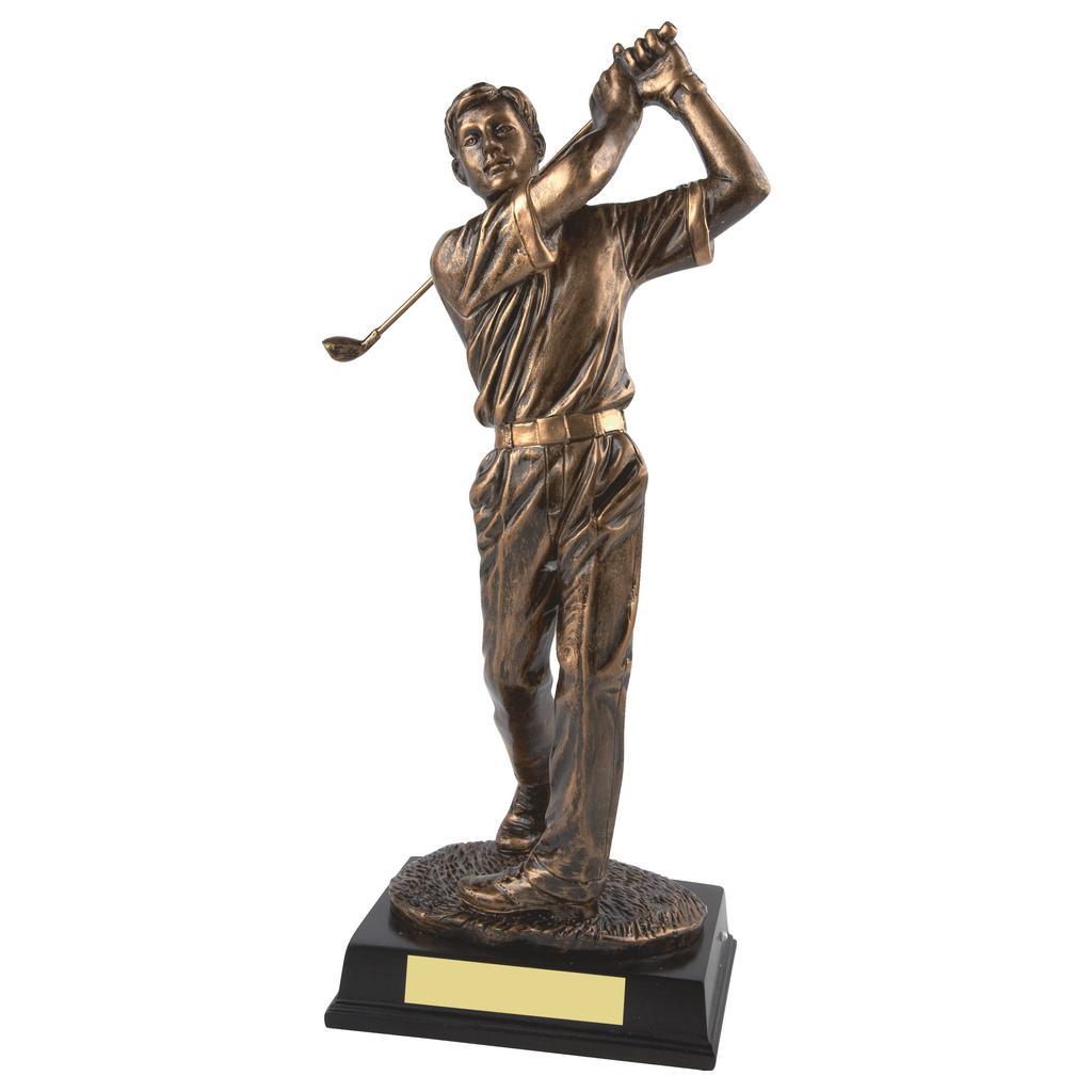 Golf Figured Trophies