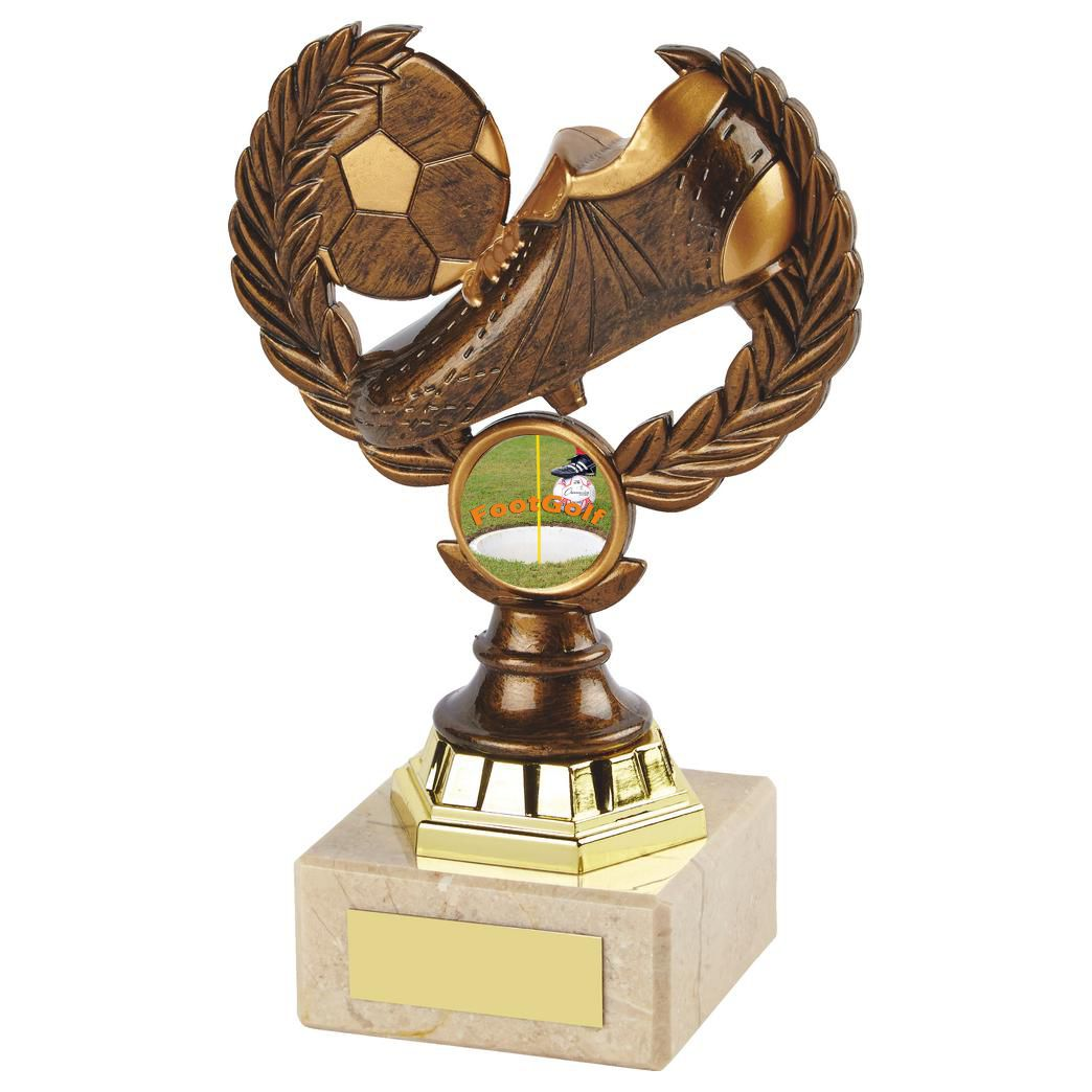 Budget Priced Footgolf Trophy