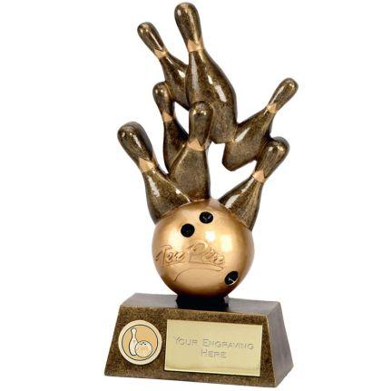 TenPin Bowling Trophy 15cms