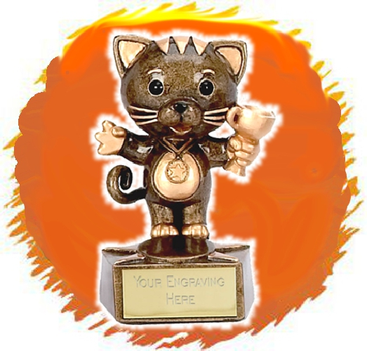 Cat Trophies