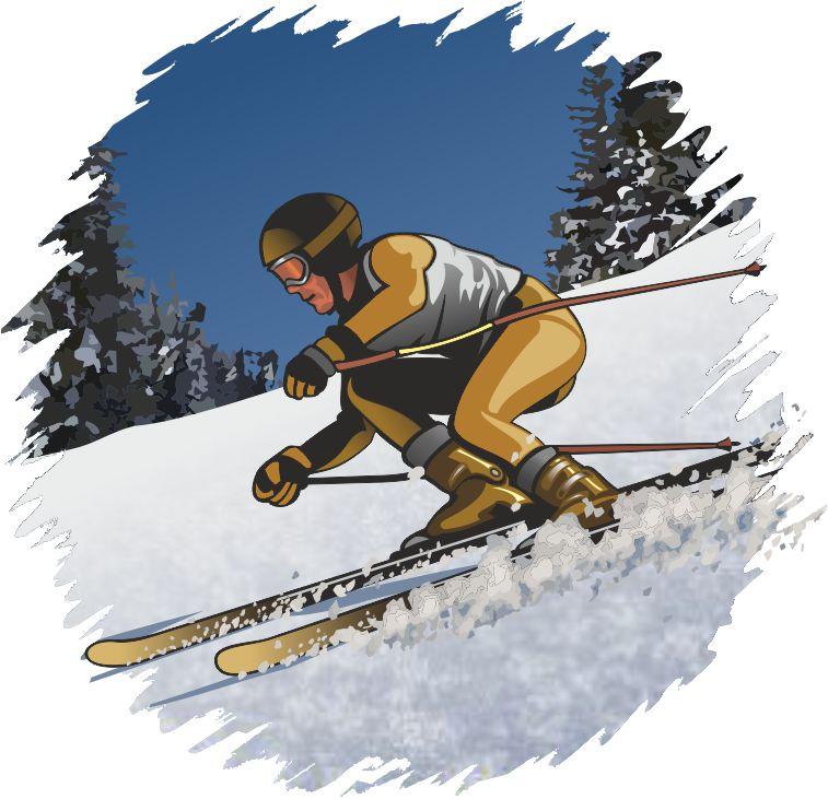 Skiing Trophies