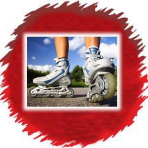 Roller Blades Trophies