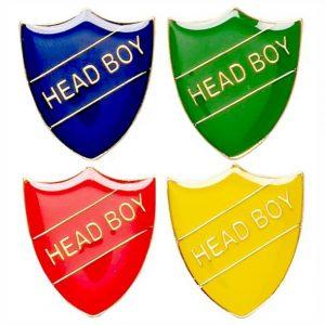 School Pin Badges