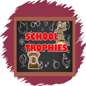 School Trophies & Awards