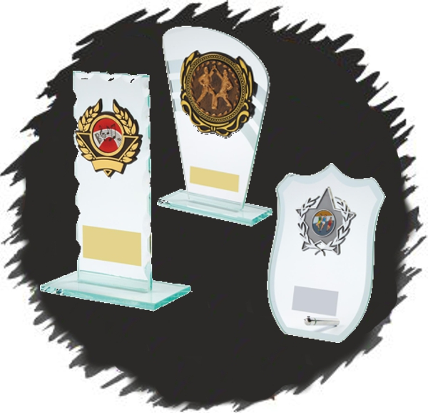 Value Glass Trophies