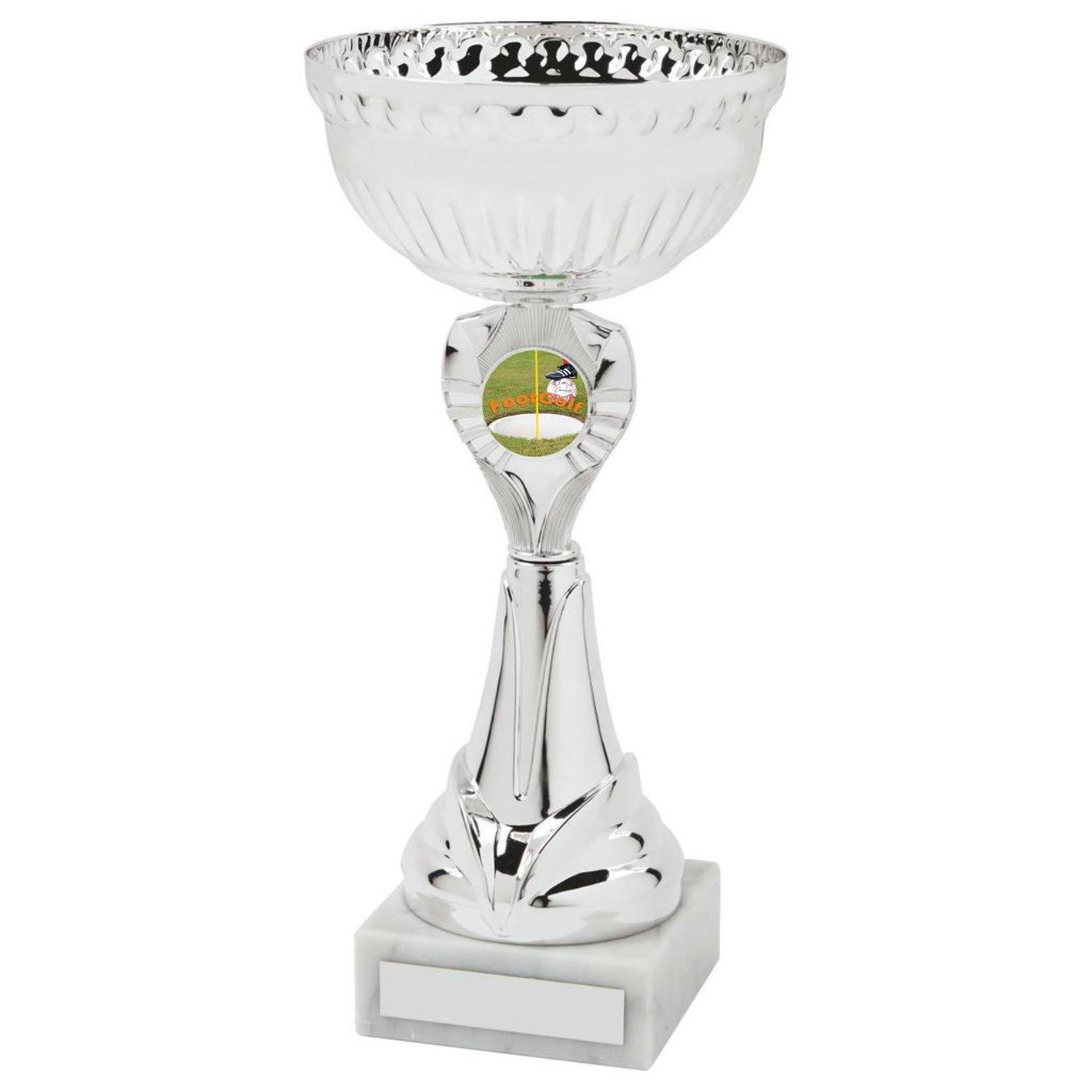 FootGolf Chrome Coloured Cup