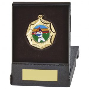 Baseball Flip Box Trophy