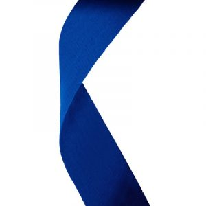 Blue Medal Ribbon