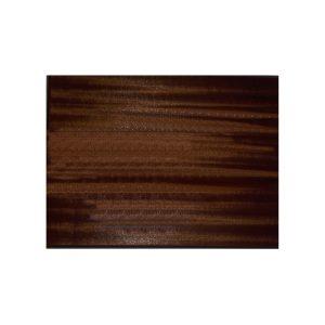 Dark Oak Veneered Rectangular Blank Plaque 20cms x 15cms