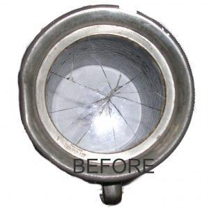 Repair Pewter Tankard
