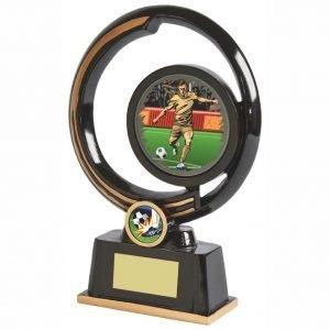 Football Achievement Trophies