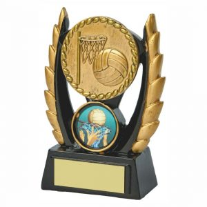 Netball Team Trophy 11cms