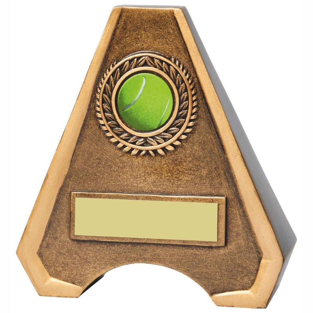 Fine Detailed Tennis Trophy 13cms