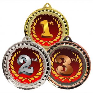 School Sports Medals