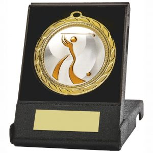 Golf Medals and Presentation Boxes