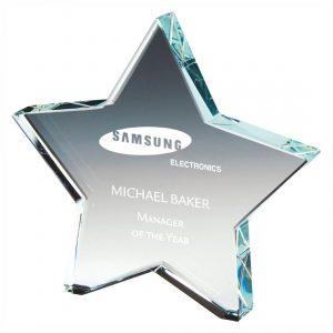 Rising Star Trophy 13cms