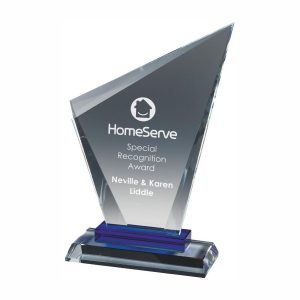 Outstanding Service Trophy 17cms