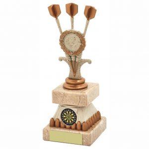 TriDarts Trophy 20cms